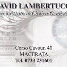 DAVID LAMBERTUCCI