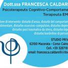 DOTT.SSA FRANCESCA CALDARELLI