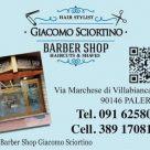 GIACOMO SCIORTINO BARBER SHOP