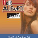 HAIR ALIBERTI
