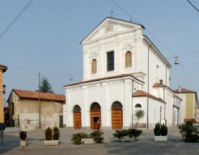Parrocchia di San Giovanni Battista in Trenno