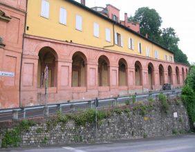 Portico San Luca (comprende arco del Meloncello)