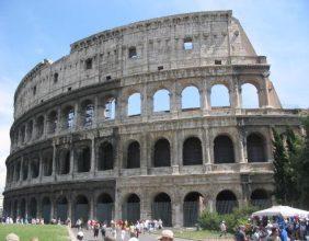 Anfiteatro Flavio o Colosseo
