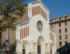 Chiesa di Santa Maria del Suffragio ( o Calvairate)