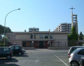 Chiesa Santa Maria Mazzarello
