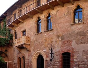 Casa dei Capuleti e Balcone di Giulietta