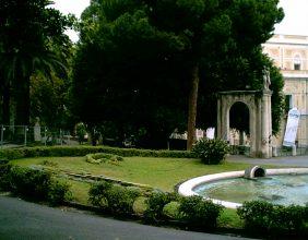 Giardino Bellini o Villa Bellini