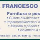 IMPRESA FRANCESCO GIANNINI