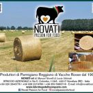 NOVATI PASSION FOR FOOD