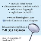 DR. LUCA MINGHETTI
