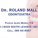 DR. ROLAND MALL