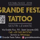 GRANDE FESTA TATTOO
