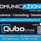 QUBO STORE - COMUNICAZIONE INTELLIGENTE