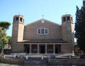 Chiesa San Roberto Bellarmino