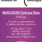STUDIO DI ODOLOGIA MARCHIORO DOTT.SSA ELISA