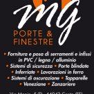 MG PORTE & FINESTRE