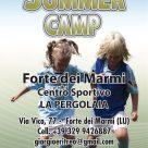 SUMMER CAMP FORTE DEI MARMI