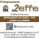 FALEGNAMERIA 2EFFE