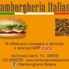 HAMBURGHERIA ITALIANA