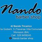 NANDO BARBER SHOP