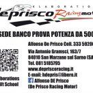 DE PRISCO RACING MOTOR