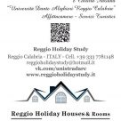 REGGIO HOLIDAY HOUSES & ROOMS