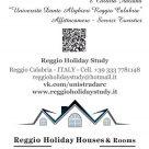 REGGIO HOLIDAY STUDY
