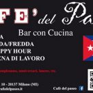 CAFE' DEL PASEO