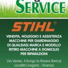 GARDEN & SERVICE