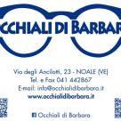 OCCHIALI DI BARBARA