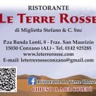LE TERRE ROSSE