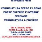 V.M. VERNICIAUTRA INDUSTRIALE