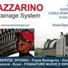 LAZZARINO DRAINAGE SYSTEM
