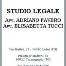 STUDIO LEGALE FAVERO-TUCCI