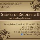 LE STANZE DI RIGOLETTO B&B