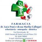 FARMACIA DR. LUCA FRUSI E DR.SSA MARIKA CALLEGARI