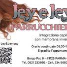 LEY E LEY PARRUCCHIERI