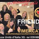 FRIENDS PARRUCCHIERI