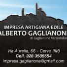 ALBERTO GAGLIANONE