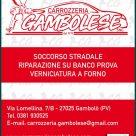 CARROZZERIA GAMBOLESE