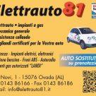 ELETTRAUTO 81
