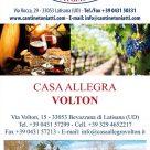 CASA ALLEGRA VOLTON
