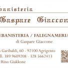 EBANISTERIA GASPARE GIACCONE