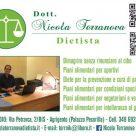 DOTT. NICOLA TERRANOVA DIETISTA