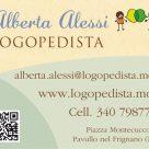 ALBERTA ALESSI LOGOPEDISTA