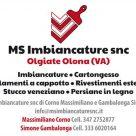 MS IMBIANCATURE