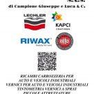 CAMPIONE RICAMBI