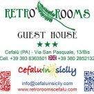 RETRÒ ROOMS - CEFALÙ IN SICILY