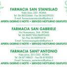 FARMACIA SAN STANISLAO