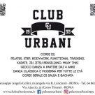 CLUB URBANI